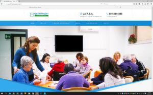 RSA Quadrifoglio - sito web