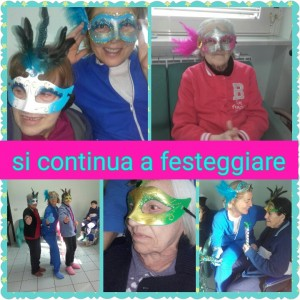 RSA Quadrifoglio - Carnevale 2016