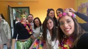 Festa di Carnevale 2017 - RSA Quadrifoglio